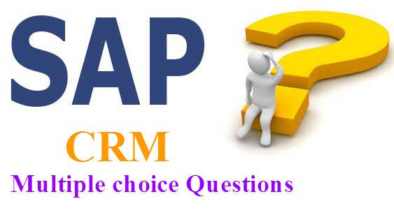 Crm pdf sap technical
