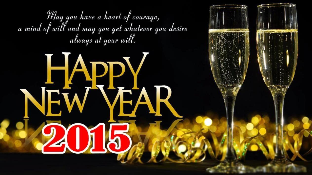 contoh kartu ucapan tahun baru dalam bahasa inggris