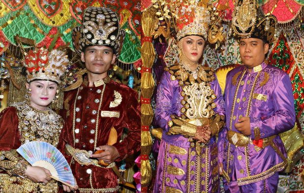 Pakaian Adat Gorontalo dan Penjelasannya