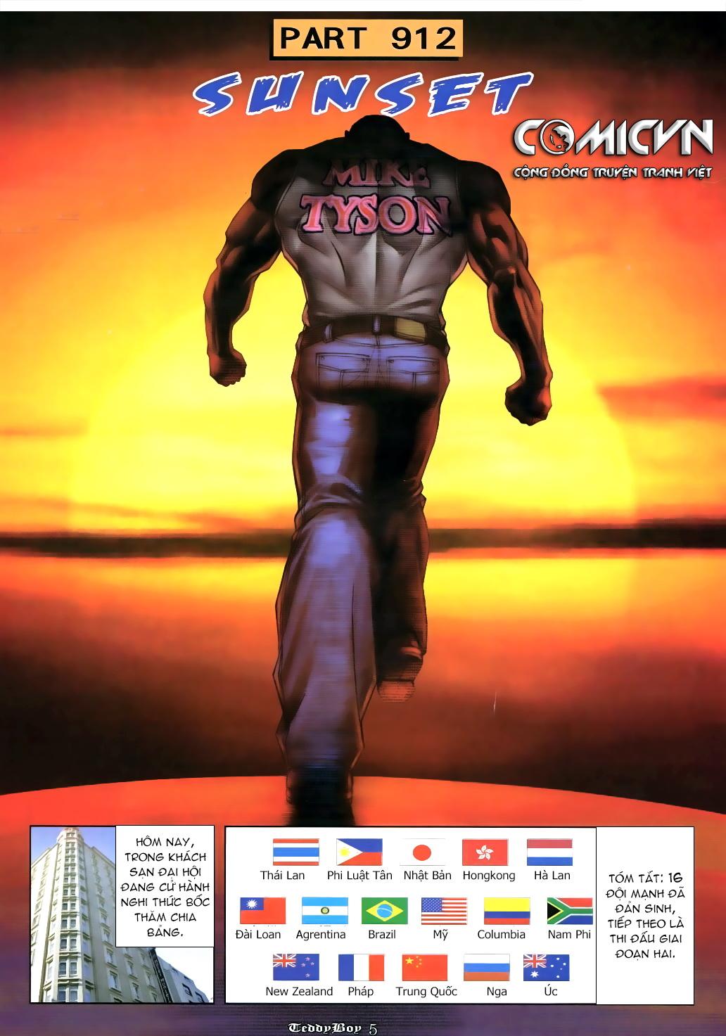 Người Trong Giang Hồ Chap 912 - Truyen.Chap.VN