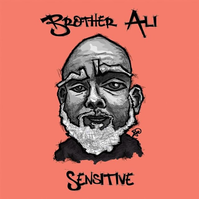 Brother Ali - Sensitive (Clean / Dirty) - Single