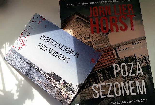 """Zbrodnie, ptaki i jesienne mgły. Recenzja """"Poza sezonem"""" Jørna Liera Horsta"""
