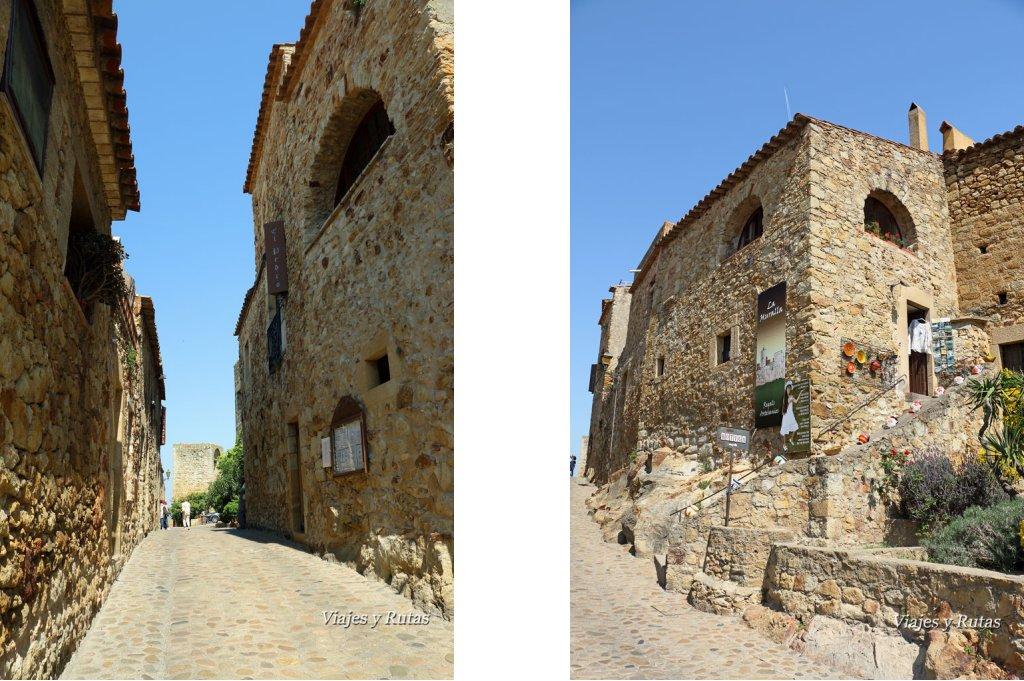 Rincones de Pals, Girona