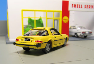 Tomica Limited Savanna RX-7