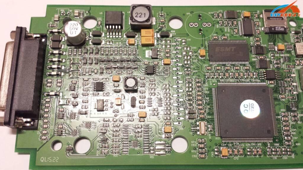 How to rework Kess V2 hardware as the genuine - diycar