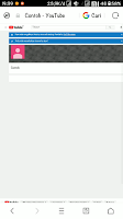Dasbor channel ke 2 di satu akun google