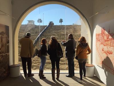 teatro romano, cádiz, cadiz, trimileranio, cultura, historia, ruta, descubre el sur