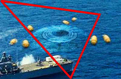 """death trap"" of the Bermuda Triangle never existed"
