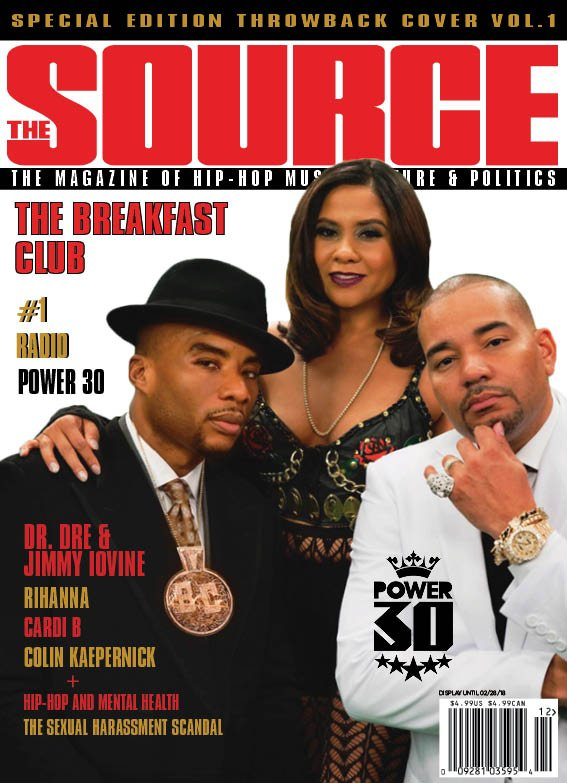 The Breakfast Club Ranked #1 On Source Magazine 'Power 30