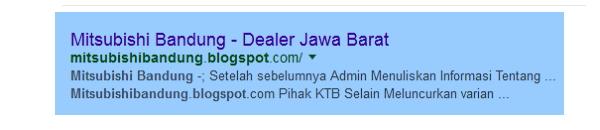 Alamat Dealer Mitsubishi Bandung Virtual