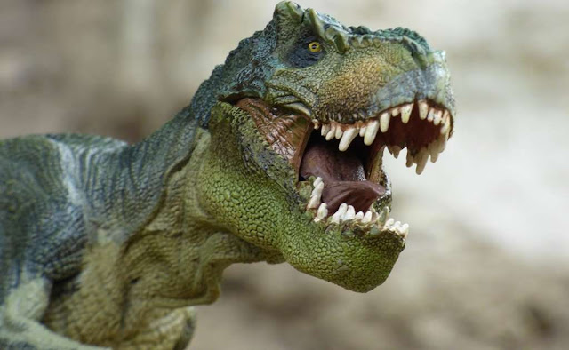 Dónde ver dinosaurios de tamaño real en México