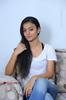 Telugu Actress Mahima Makwana Exclusive Stills in Blue Denim Jeans  0071.JPG