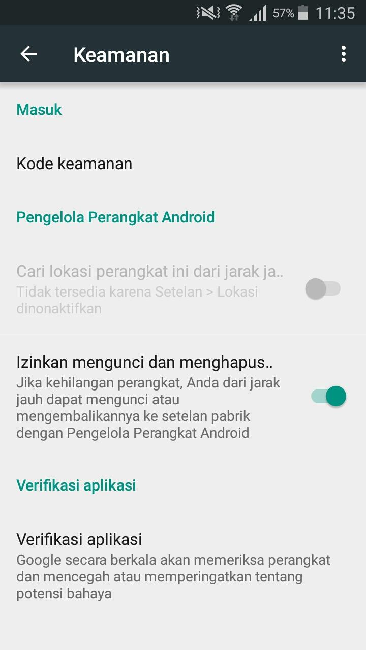 Melacak Hp Android Dengan Akun Google Untuk Semua Merk Hp