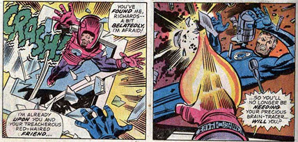 Fantastic Four #148 Frightful Four