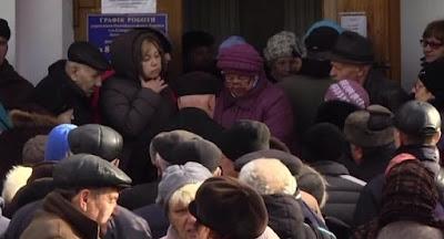 МОМ констатировало ухудшение положения переселенцев в Украине