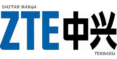 daftar harga HP ZTE Terbaru terbaru