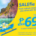 Cebu Pacific SALEfie SEAT SALE