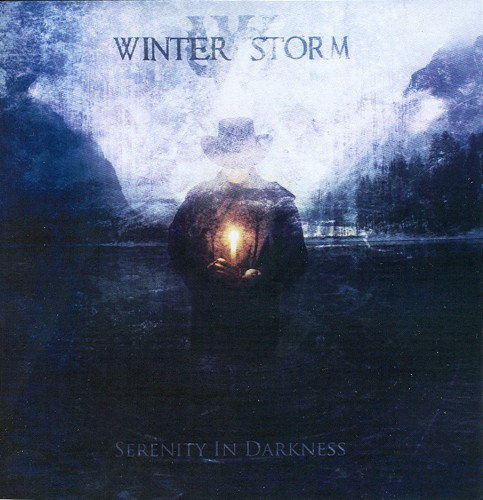 Free Downoad Winter Storm – Serenity In Darkness Album Cover Band Music Video