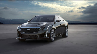 Review Of Cadillac CTS-V
