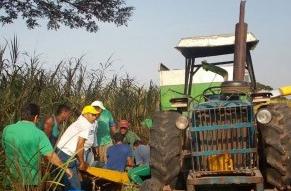 Se amputa un brazo un ganadero en Minatitlán