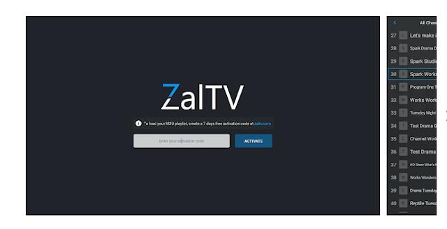 Download ZalTV Apk + Activation Code 2019