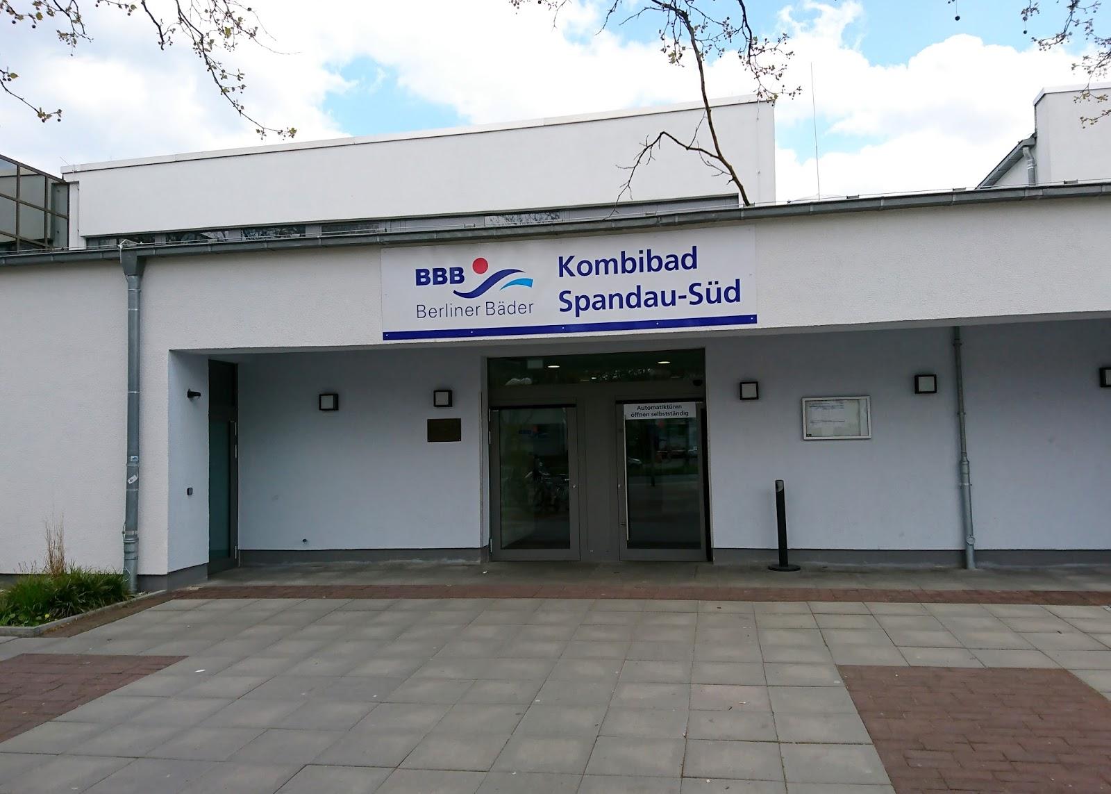 Iberty: Schwimmbder nah und fern: Spandau-Sd, Hallenbad ...