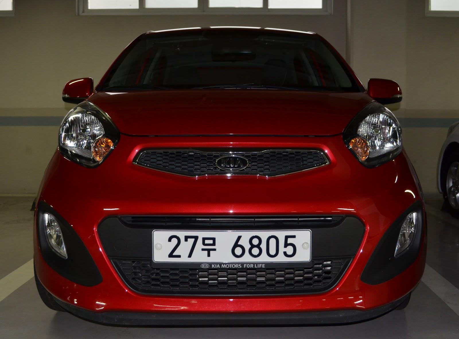 Iren's hverdag i Asia: Ny bil!