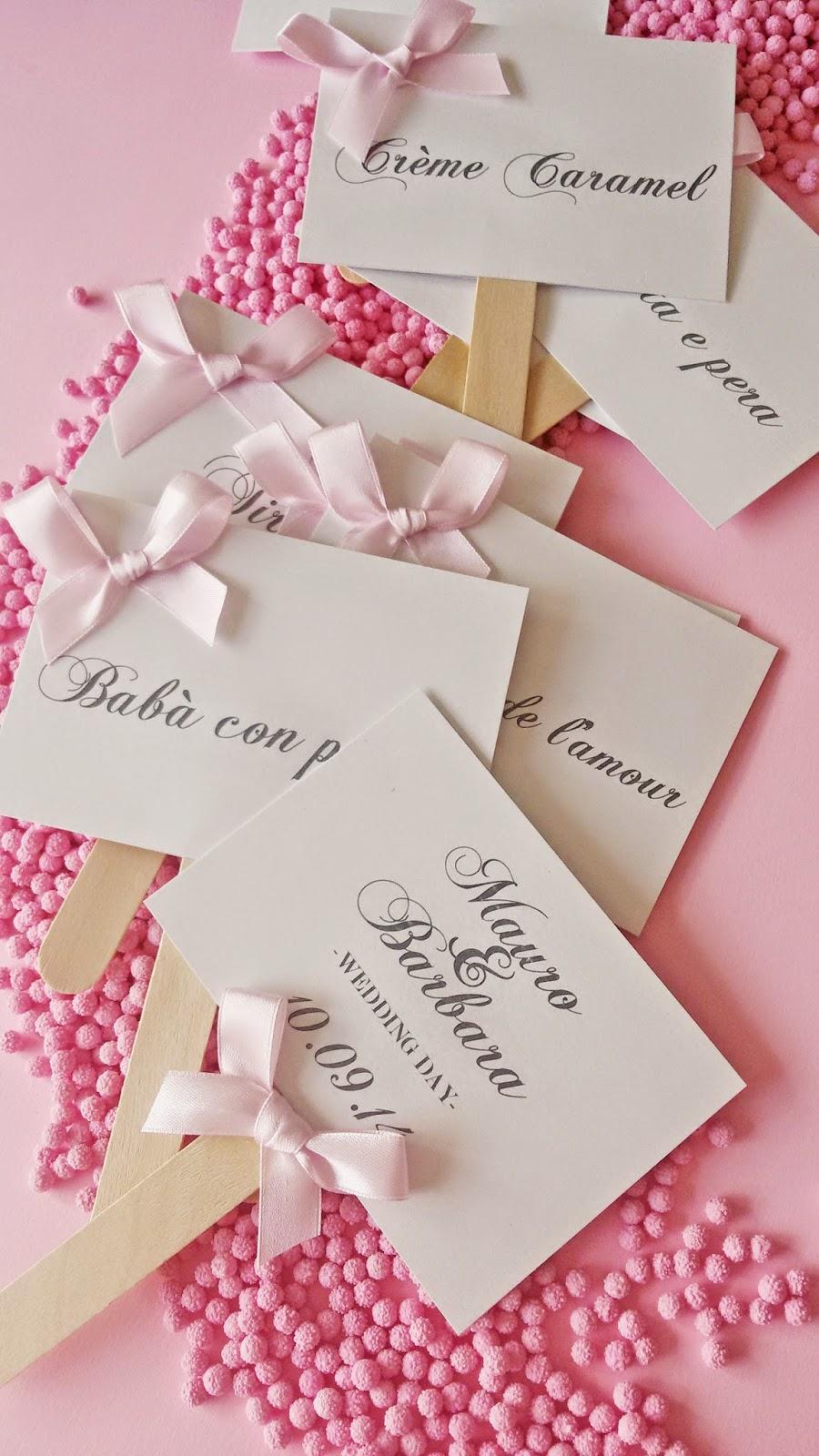 Top EYDER Wedding DESIGN: I segnagusto per la confettata XU49