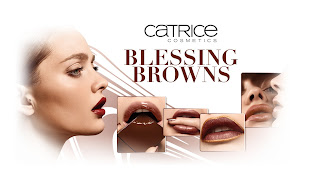 Preview: Limited Edition Blessing Browns by CATRICE - www.annitschkasblog.de
