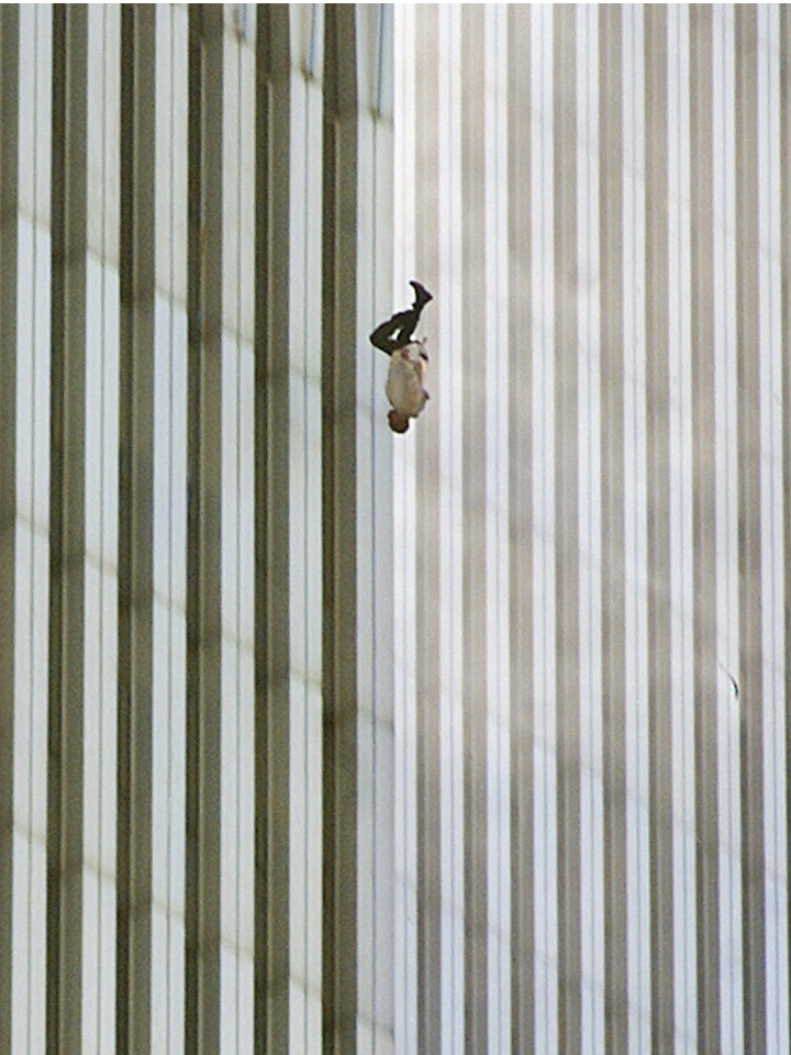 The Falling Man by Richard Drew