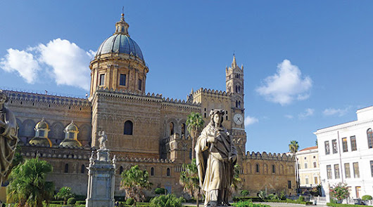 Palermo, Sicily - Art and architecture in a elegant city