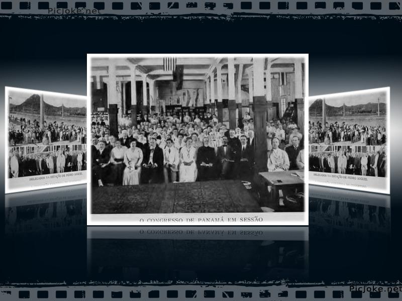 Resultado de imagem para congresso do panamá 1916