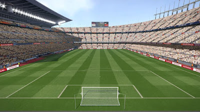 FIX Stadium Estarlan Silva untuk PTE 2016 Patch 5.1