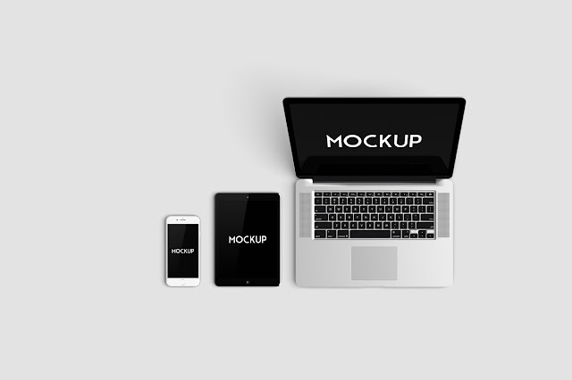 Multi devices mockups