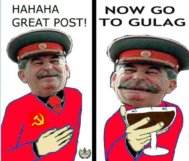 stalin dont use if i were