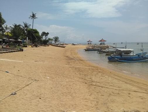 Semawang Beach Bali, Pantai Kusuma Sari Sanur, Semawang Beach Sanur, Pantai Semawang Kota Denpasar Bali