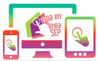 Convocatoria-Logo Prepa en linea