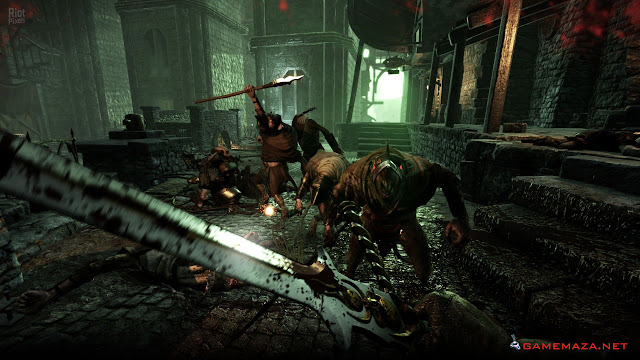 Warhammer The End Times Vermintide Gameplay Screenshot 2