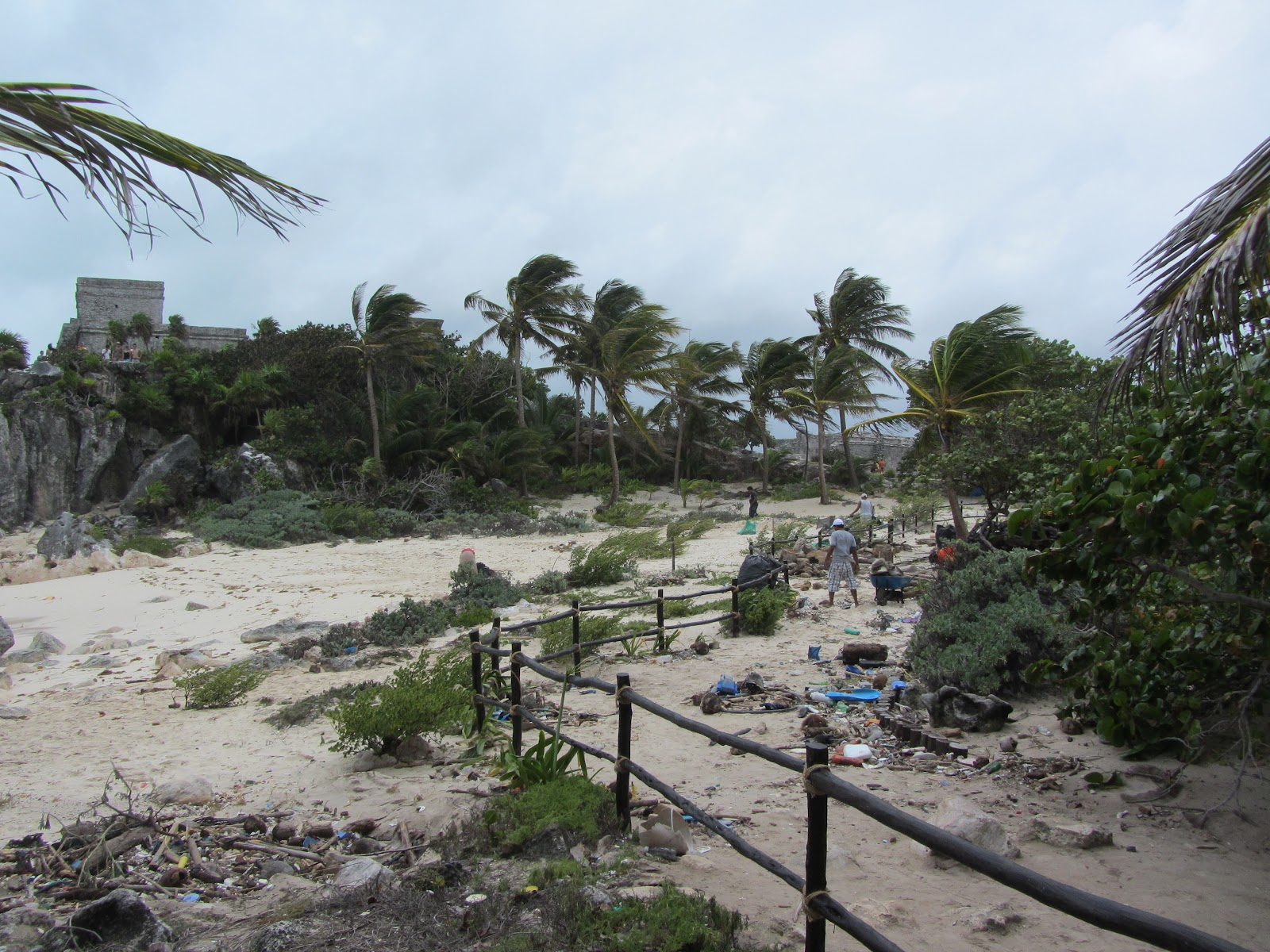 Explorar TULUM, no rasto do furacão Ernesto (uma aventura nos trópicos) | México