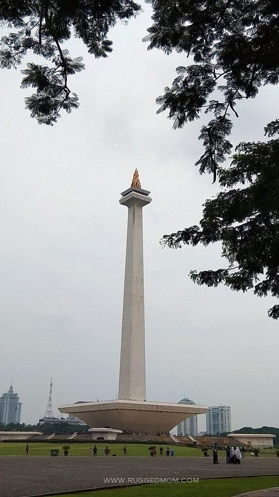 Monumen Nasional (Monas) | Menyaksi patrian sejarah kemerdekaan Indonesia