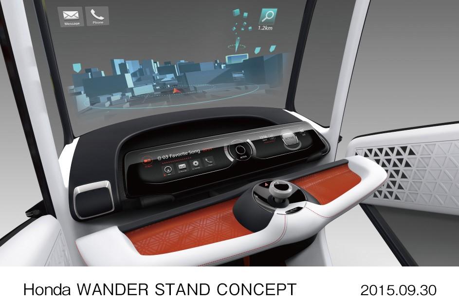 61920 Honda Wander Stand Concept Η Honda θα παρουσιάσει το S660, ενα λιλιπούτειο διθέσιο roadster με 63 άλογα από μολις 658 κ.εκ