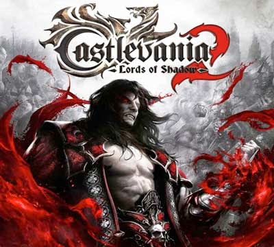 غلاف لعبة Castlevania Lords of Shadow 2