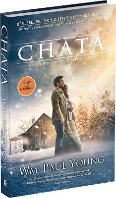 """Już 1 marca premiera międzynarodowego bestsellera """"Chata"""" w okładce filmowej"""