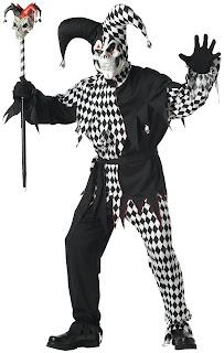 Evil Jester Costumes