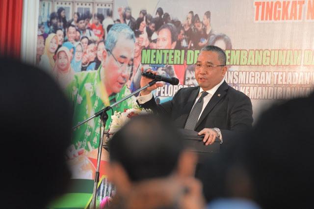 Mendes: Kalau Presidennya Pak Jokowi Dana Desa Dinaikkan Lagi