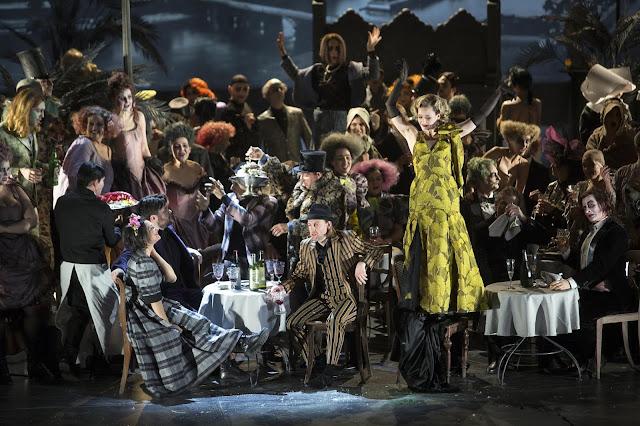 La bohème and Poro, Komische Oper, 19 and 20 April 2019
