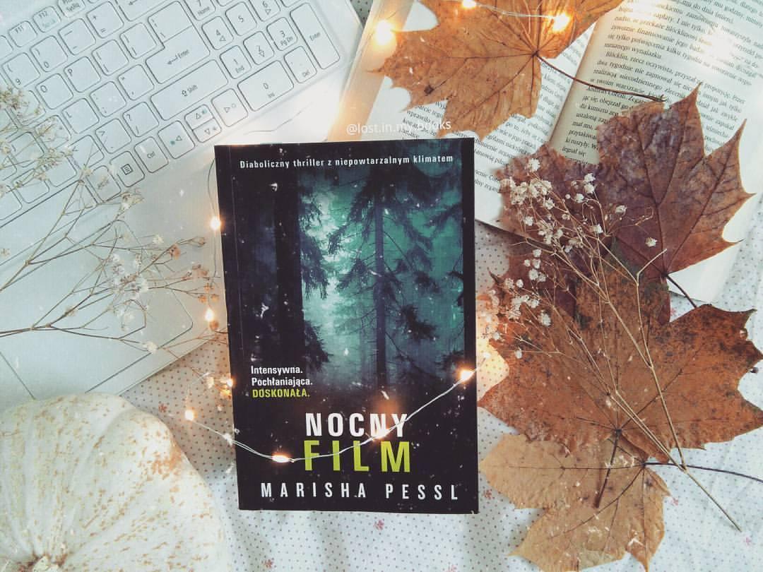 """,,NOCNY FILM"""" Marisha Pessl"""