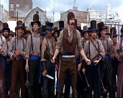 "Daniel Day-Lewis as Bill ""The Butcher"" Cutting in Gangs of New York, Martin Socrsese"