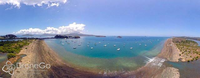Mayotte vue en 360 degrès