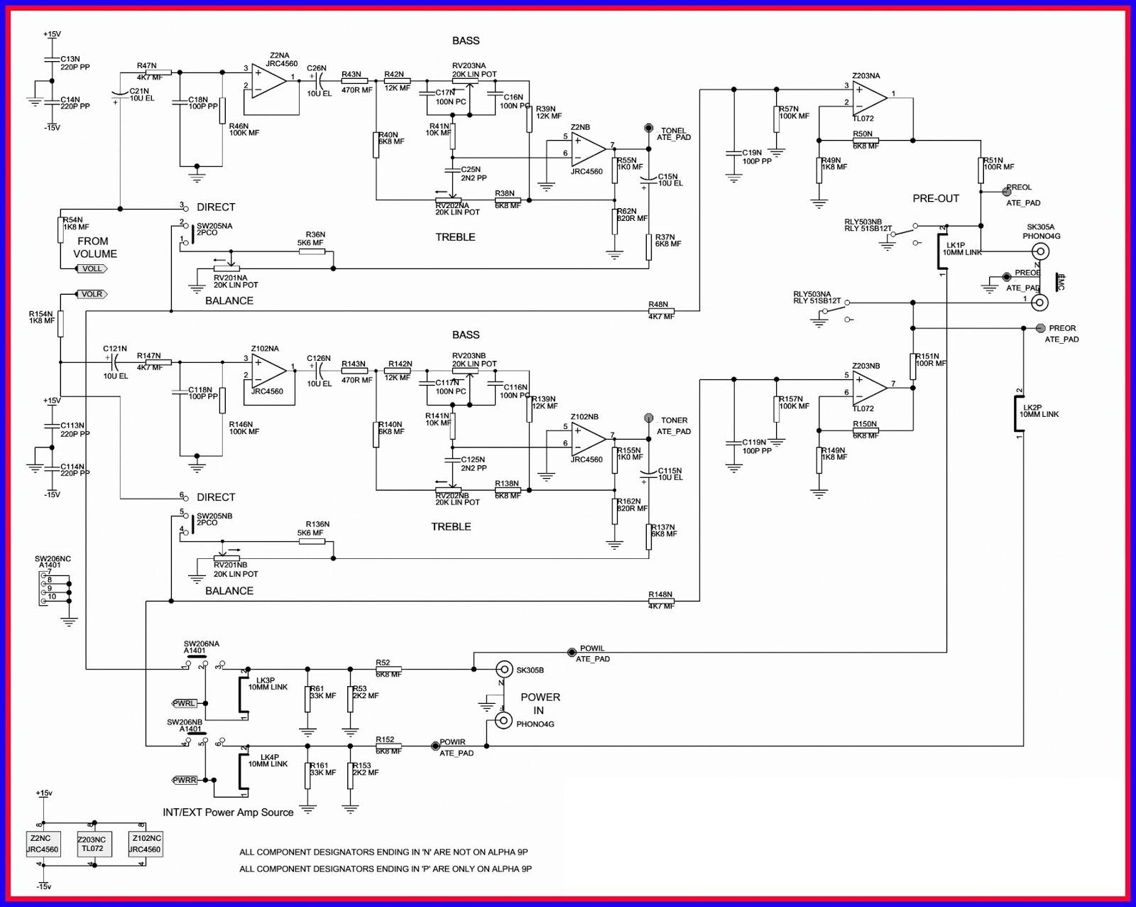 Electronics Google Arcam Alpha 9 Integrated Amplifier Arcam Alpha 9 Circuit  Diagram